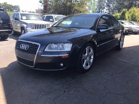 Used Audi A For Sale Carsforsalecom - 2006 audi a8
