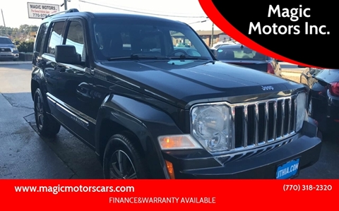 2011 Jeep Liberty for sale in Snellville, GA