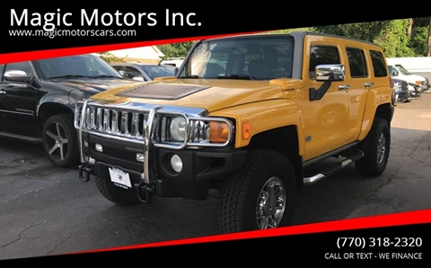 2007 HUMMER H3 for sale in Snellville, GA