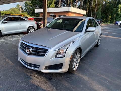 2013 Cadillac ATS for sale in Snellville, GA