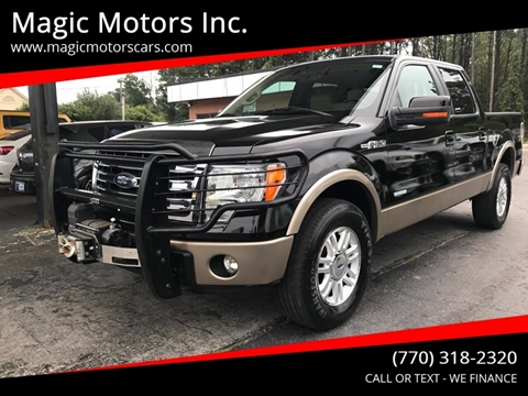 2013 Ford F-150 for sale in Snellville, GA