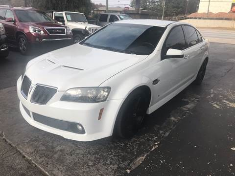 2008 Pontiac G8 for sale in Snellville, GA
