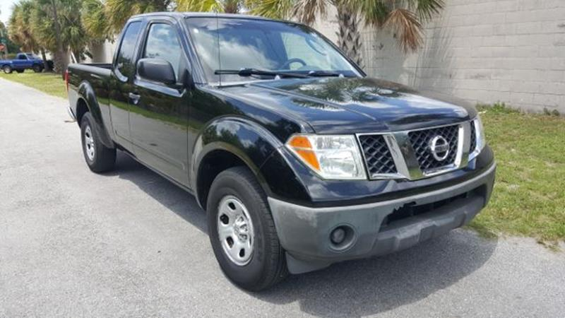 2006 Nissan Frontier XE 4dr King Cab SB 5A   Fort Lauderdale FL