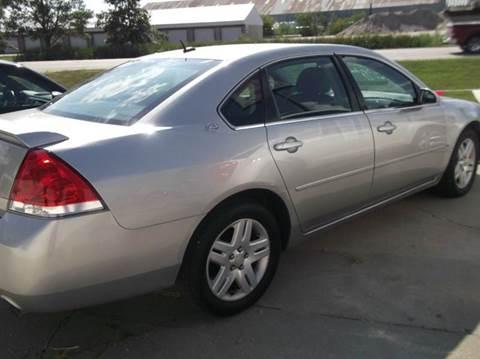 2006 Chevrolet Impala for sale at CHUCK ROGERS AUTO LLC in Tekamah NE