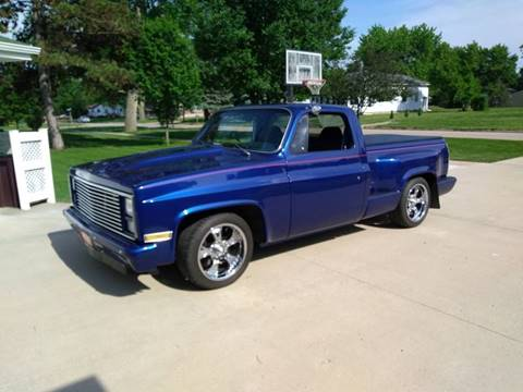 1982 GMC Sierra 1500 for sale in Tekamah, NE
