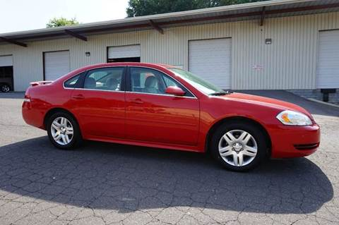 2013 Chevrolet Impala for sale at Kevin Powell Motorsports in Winston-Salem NC