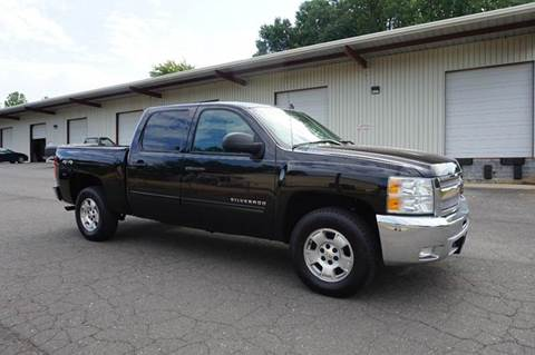 2012 Chevrolet Silverado 1500 for sale at Kevin Powell Motorsports in Winston-Salem NC