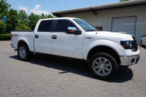 2014 Ford F-150 for sale at Kevin Powell Motorsports in Winston-Salem NC