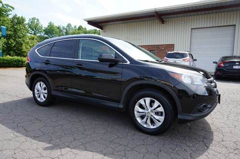 2014 Honda CR-V for sale at Kevin Powell Motorsports in Winston-Salem NC