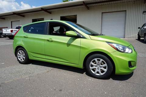 2012 Hyundai Accent for sale at Kevin Powell Motorsports in Winston-Salem NC
