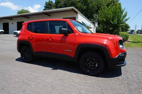 2016 Jeep Renegade for sale at Kevin Powell Motorsports in Winston-Salem NC
