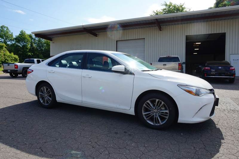 2016 Toyota Camry for sale at Kevin Powell Motorsports in Winston-Salem NC