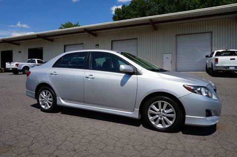 2010 Toyota Corolla for sale at Kevin Powell Motorsports in Winston-Salem NC