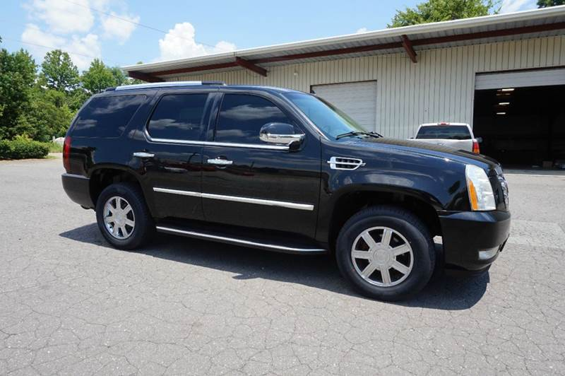 2007 Cadillac Escalade for sale at Kevin Powell Motorsports in Winston-Salem NC
