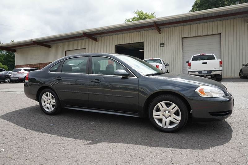 2014 Chevrolet Impala Limited for sale at Kevin Powell Motorsports in Winston-Salem NC