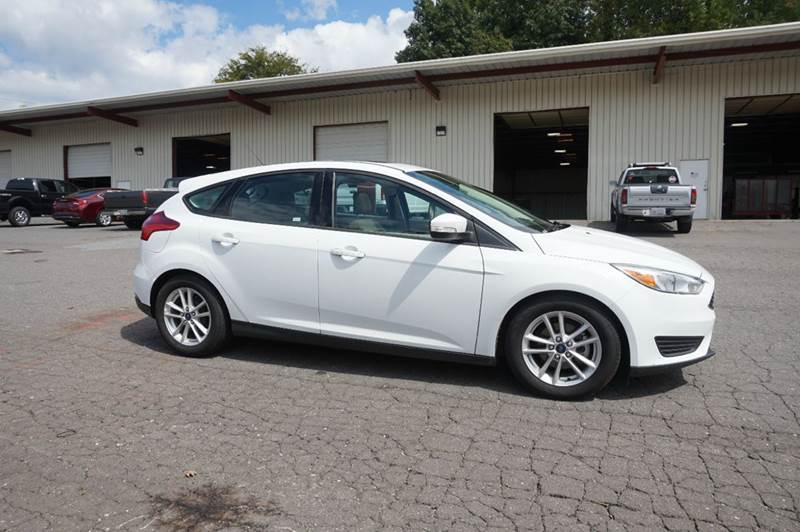 2016 Ford Focus for sale at Kevin Powell Motorsports in Winston-Salem NC