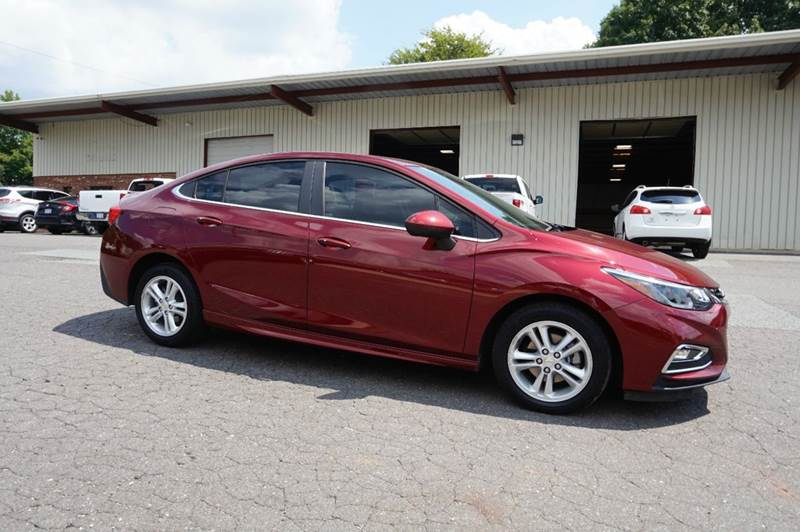 2016 Chevrolet Cruze for sale at Kevin Powell Motorsports in Winston-Salem NC
