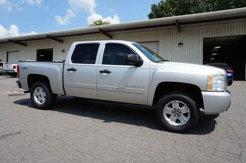 2011 Chevrolet Silverado 1500 for sale at Kevin Powell Motorsports in Winston-Salem NC