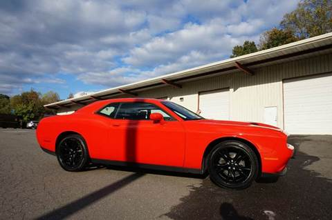 2016 Dodge Challenger for sale at Kevin Powell Motorsports in Winston-Salem NC