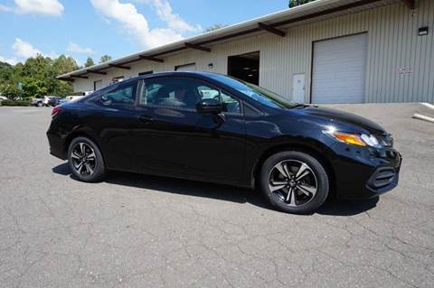 2014 Honda Civic for sale at Kevin Powell Motorsports in Winston-Salem NC