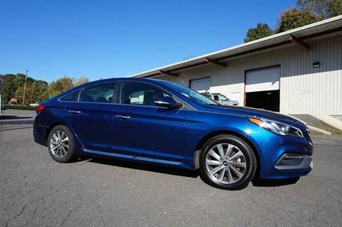 2016 Hyundai Sonata for sale at Kevin Powell Motorsports in Winston-Salem NC