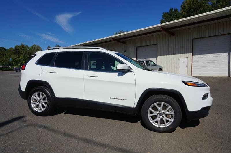2016 Jeep Cherokee for sale at Kevin Powell Motorsports in Winston-Salem NC