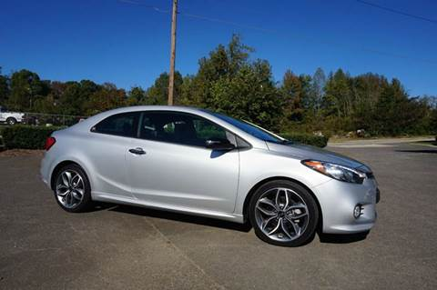 2016 Kia Forte Koup for sale at Kevin Powell Motorsports in Winston-Salem NC