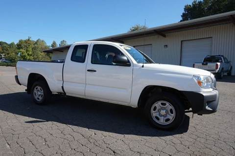 2014 Toyota Tacoma for sale at Kevin Powell Motorsports in Winston-Salem NC