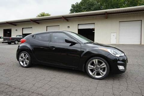 2013 Hyundai Veloster for sale at Kevin Powell Motorsports in Winston-Salem NC