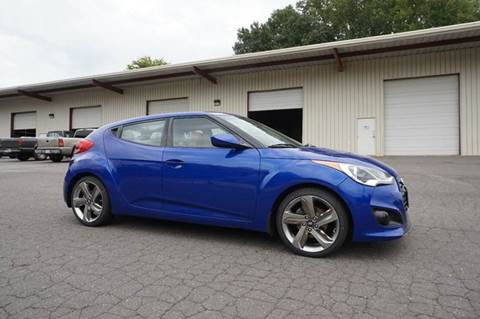 2012 Hyundai Veloster for sale at Kevin Powell Motorsports in Winston-Salem NC