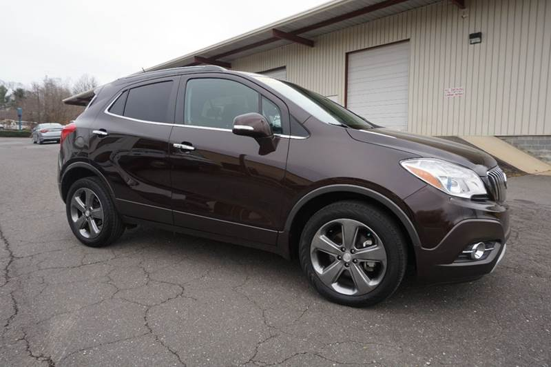 2014 Buick Encore for sale at Kevin Powell Motorsports in Winston-Salem NC