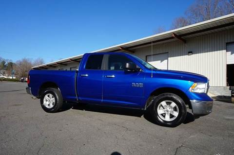 2017 RAM Ram Pickup 1500 for sale at Kevin Powell Motorsports in Winston-Salem NC