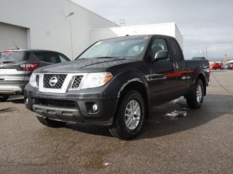 2016 Nissan Frontier for sale in Fowlerville, MI