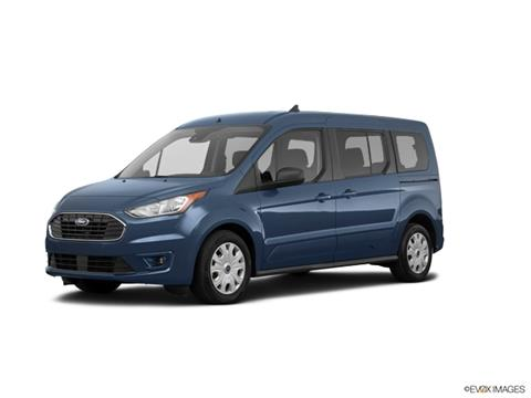 2020 Ford Transit Connect Wagon for sale at FOWLERVILLE FORD in Fowlerville MI