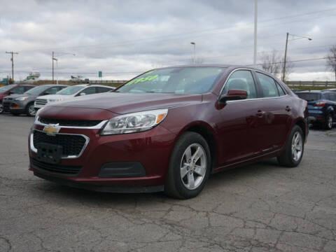 2016 Chevrolet Malibu Limited for sale in Fowlerville, MI