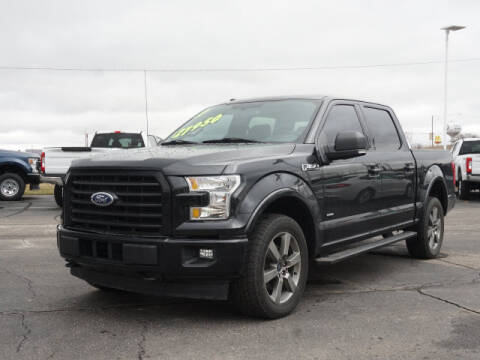 2017 Ford F-150 XLT for sale at FOWLERVILLE FORD in Fowlerville MI