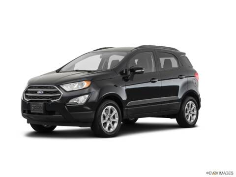 2020 Ford EcoSport SE for sale at FOWLERVILLE FORD in Fowlerville MI