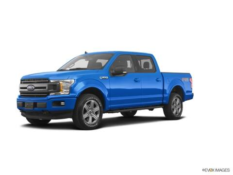 2020 Ford F-150 XLT for sale at FOWLERVILLE FORD in Fowlerville MI
