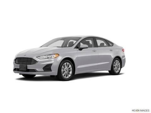 2020 Ford Fusion for sale at FOWLERVILLE FORD in Fowlerville MI