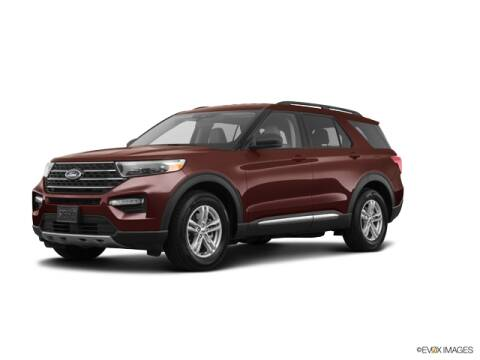 2020 Ford Explorer for sale at FOWLERVILLE FORD in Fowlerville MI