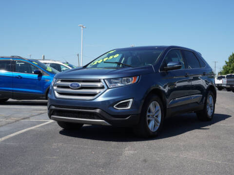 2018 Ford Edge for sale at FOWLERVILLE FORD in Fowlerville MI