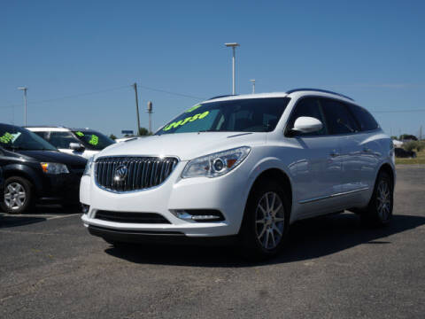 2017 Buick Enclave for sale at FOWLERVILLE FORD in Fowlerville MI
