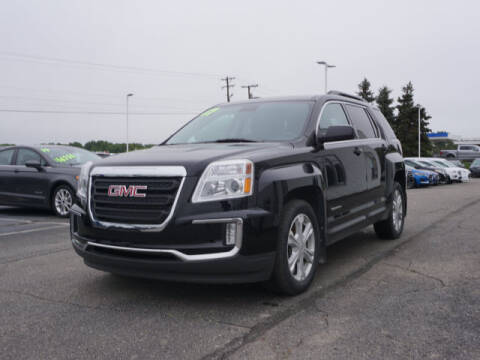 2017 GMC Terrain for sale at FOWLERVILLE FORD in Fowlerville MI