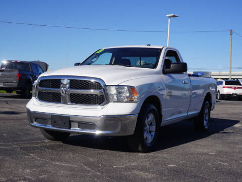 2013 RAM Ram Pickup 1500 for sale at FOWLERVILLE FORD in Fowlerville MI