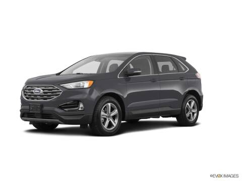 2020 Ford Edge for sale at FOWLERVILLE FORD in Fowlerville MI