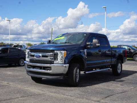 2017 Ford F-250 Super Duty for sale at FOWLERVILLE FORD in Fowlerville MI