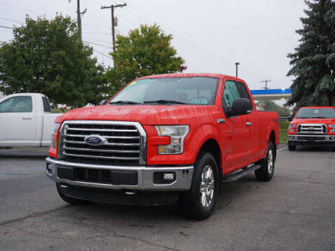 2016 Ford F-150 for sale at FOWLERVILLE FORD in Fowlerville MI