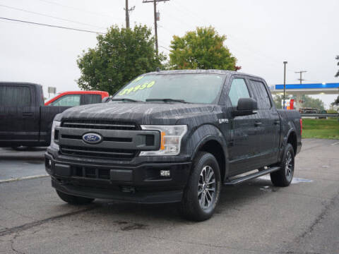 2019 Ford F-150 for sale at FOWLERVILLE FORD in Fowlerville MI