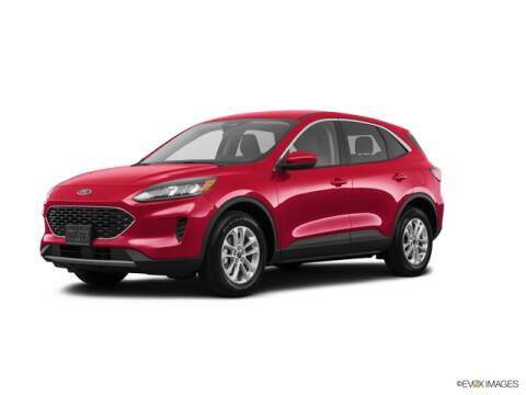 2020 Ford Escape for sale at FOWLERVILLE FORD in Fowlerville MI
