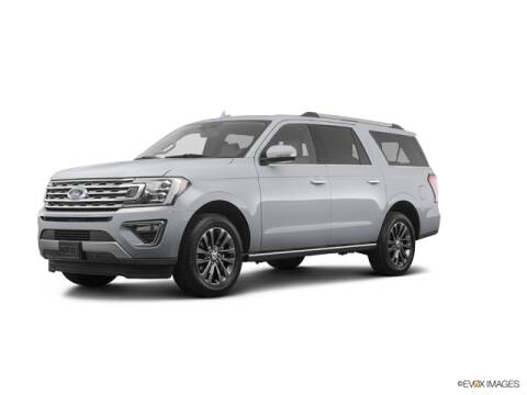 2020 Ford Expedition MAX for sale at FOWLERVILLE FORD in Fowlerville MI
